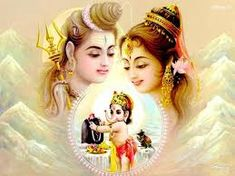 Image result for shiv parvati 3d wallpapers