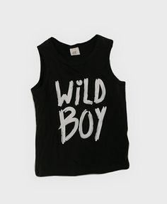 Wild boy #handmbaby