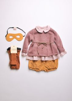 EGGY - CHLOE baby outfit