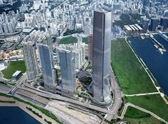 International Commerce Centre, Hongkong, 484 meters