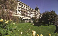 Victoria-Jungfrau Grand Hotel & Spa #Interlaken #Switzerland #Luxury #Travel #Hotels #VictoriaJungfrauGrandHotelandSpa