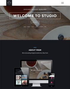This dark Joomla theme comes with a one page design, a responsive layout, unlimited colors, 2 menu styles, K2 and AcyMailing compatibility, a Bootstrap framework, an Ajax contact form, and more.