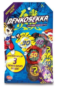 Denko Sekka Power Disk Pack *** Details can be found by clicking on the image. (Note:Amazon affiliate link)