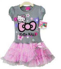 hello kitty jurk meisje