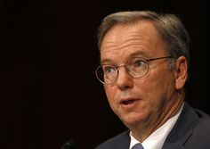 Googles Eric Schmidt to Better Relations with Samsung and LG