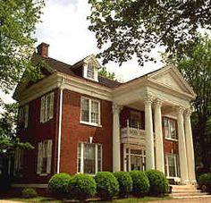 Emerald Hill Mansion Clarksville, TN