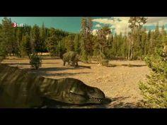 Der Kampf der Dinosaurier- vor 65 Millionen Jahren