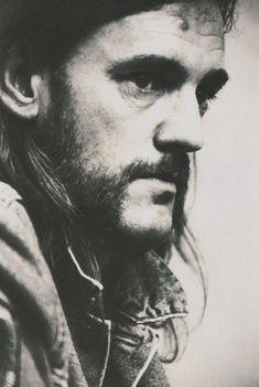 Lemmy Kilmister.  August,1991,BURRN!