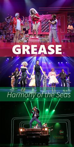 The iconic Broadway musical makes it's debut in the sea, and the world's largest cruise ship - Harmony of the Seas!