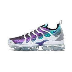 4c3e5bdf789f6 Various Styles Nike Air VaporMax Plus TN White Fierce Purple Aurora Green Black  Sneakers Men s Running Shoes DC009418