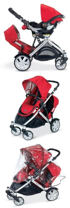 Britax B-Ready Stroller and 2nd Stroller Seat