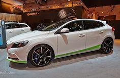 Heico Sportiv Volvo V40 D4 - Essen Motor Show 2014
