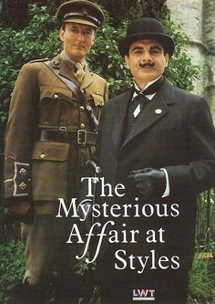 Season 3 The Mysterious Affair at Styles -Poirot a refugee from Belgium is called in when Emily Inglethorpe dies of mysterious circumstances in the night. Aided by Hastings, his friend from long ago, Poirot takes up his first case in England as a private detective! Who poisoned Mrs. Inglethorpe? Poirot's gray cells will reveal the answer!