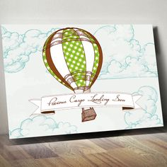 These Hot Air Balloon party printable banner forms part of packages available from Concept-Designs. Email info@concept-designs.com.au today.