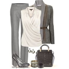 Autumn Tweed, created by tufootballmom on Polyvore