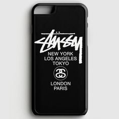 1ac501dd26df Stussy Raps St Ssy Surfware Clothing iPhone 7 Case