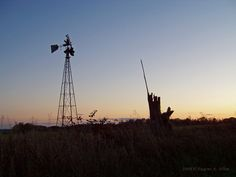 another abandoned windmill