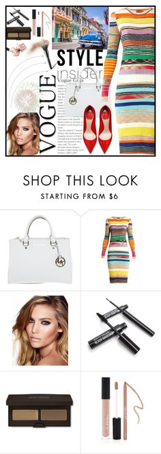 """Style insider"" by top-secrets ❤ liked on Polyvore featuring Michael Kors, Missoni, Charlotte Tilbury, Laura Mercier and Forever 21"