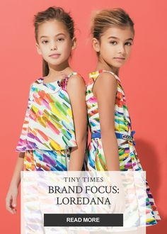 Brand Focus: Loredana (via Tiny Times)