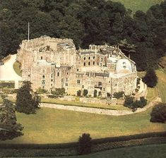 Barclay Towie Castle - not sure if this is what the original castle looked like, but it did come up in a search.