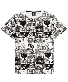 Lazy Oaf   Comic Zoom T-shirt