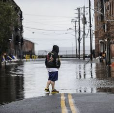 When Climate Change Floods Your Heart