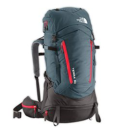 The North Face Terra 35 Backpack (For Little and Big Kids) in Scallion Green/Tree Frog Green North Face Rucksack, Rucksack Backpack, Best Hiking Backpacks, Kids Backpacks, Conquistador, The North Face, Internal Frame Backpack, Best Luggage, Backpack Brands