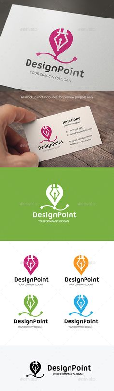 Logo Template Features100 Scalable Vector Files Everything is editable Everything is resizable Easy to edit color / text Free fon