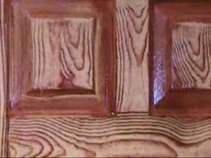http://www.paintinggreen.com http://www.brushmagic.net http://www.brushmagic.net/techniques/techniques2.shtml & decorating b92,rts wood graining on the metal...