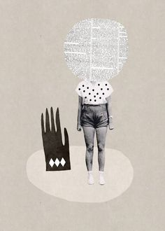Art, Graphic Design ans Illustrations by Mathilde Aubier Collage Design, Collage Art, Design Art, Newspaper Collage, Collages, Collage Illustration, Graphic Design Illustration, Illustrations Posters, Photomontage