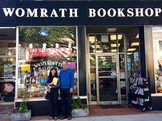 #ShopSmallSaturday at Womrath Bookshop!