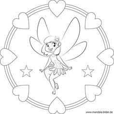 Mandala fée à colorier Hedgehog, Coloring Pages, Kids Rugs, Fictional Characters, Decor, 1 Year, Mandalas, Beautiful Fairies, Mandala Coloring