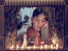 Fanny and Alexander - a beautiful and touching film by Ingmar Bergman