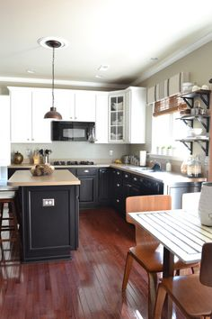 kitchen makeover- a must see!