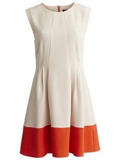 VIFABRICE - FEMININE DRESS, Cameo Rose