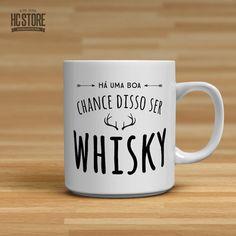 Caneca Whisky