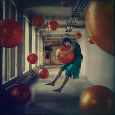 Creative Photography Project: Distorted Gravity by Anka Zhuravleva