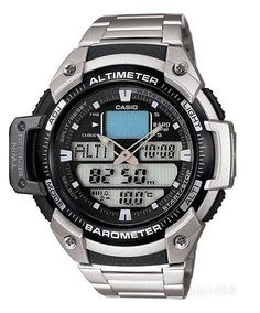 Casio Sports Gear Twin Sensor Mens Watch SGW-400HD-1BVER #Casio #CasioWatches #SportsWatch #MensWatch #Watch