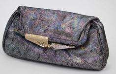Fendi Metallic leather clutch. Pandora item number  S09488-103 Pandora Price   £175 968a96f51a921