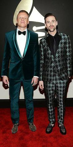 Macklemore & Ryan Lewis #Grammys