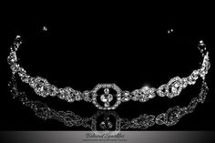 Ivana Halo Headband | Swarovski Crystal