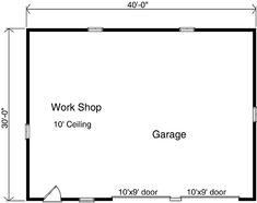 Cute Garage Plans   Add On Garage    Garage  And