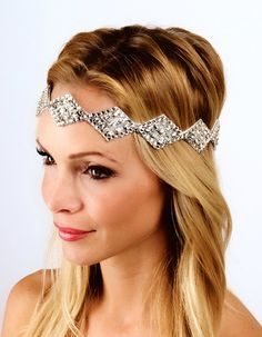 The Natalie Headpiece | Krown