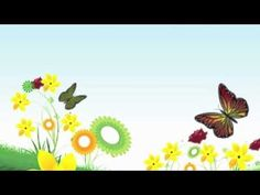 ▶ meditations for kids - butterflies - YouTube