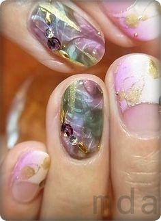 Pretty Painted Fingers Toes Nail Lacquer| Serafini Amelia| #nail #nails #nailsart