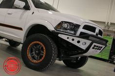 Shop Dodge Ram 1500 - 2500 & 3500 Bumpers at ADD