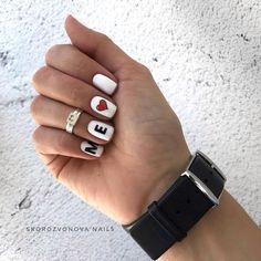 "1,992 Likes, 3 Comments - Маникюр / Ногти / Мастера (@nail_art_club_) on Instagram: ""#Repost @el_nailsspb ・・・ Это для меня особенные ручки, суперсложная кутикула, хотя по фото не…"""