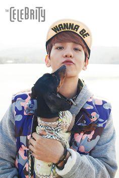 Baek Hyun - The Celebrity Magazine