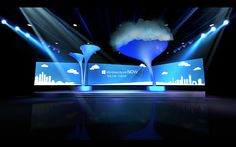 Windows Azure Launch Event 2014/Window Azure 2014新产品发布会 on Behance