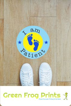 High Quality Eco Friendly Printed Slip Resistant Floor Decals with positive inspirational messages to ease anxieties, promote positive feelings and help students maintain social distancing in a light hearted encouraging way.  Many sizes and colors to choose from.   Custom design and color options available,  contact us for details.   #backtoschool #schoolsafety #socialdistancing #floordecals #schoolsigns #backtoschool2020 #schooldecor #schoolsafety #primaryschool #FloorStickers…